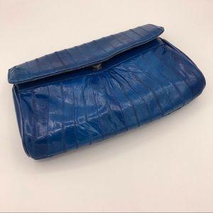Handbags - Vintage eel skin purse